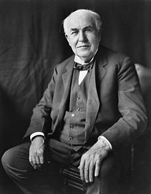 """The doctor of the future will give no medicine, but will interest (his) patients in the care of the human frame, in diet, and in the cause and prevention of disease."" -Thomas A. Edison"
